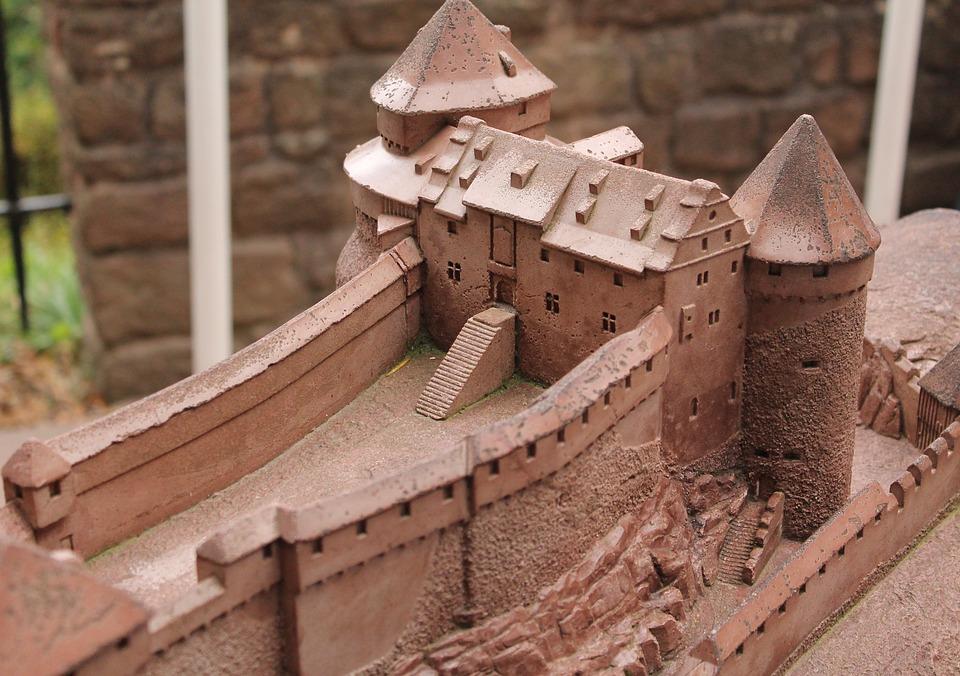 中世街並み